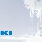 JUKI_macine and logo