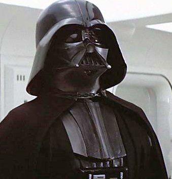 Darth Vader - website