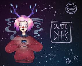 Galactic Deer