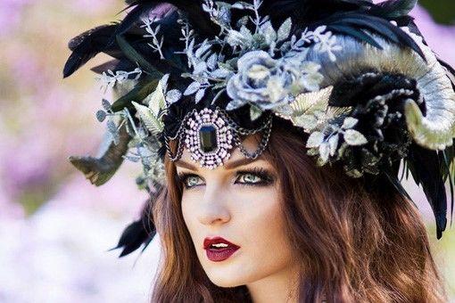 Create your own headdress!