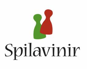 Spilavinir : Brand Short Description Type Here.